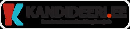 Kandideeri.ee logo
